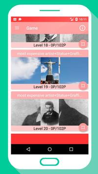Art Quiz & Knowledge App apk screenshot