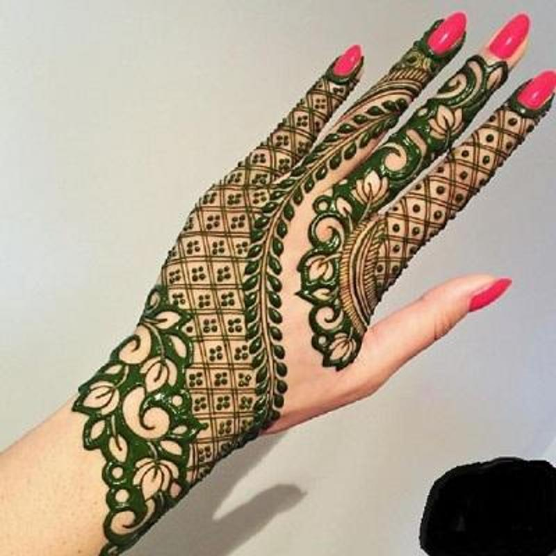 Latest Mehndi Designs: 1000 Latest Mehndi Designs 2018/2019 For Android