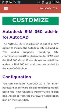 Learn Autocad 2015 screenshot 2