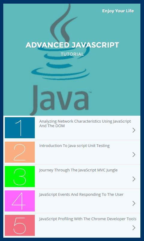 Advanced Javascript for Android - APK Download
