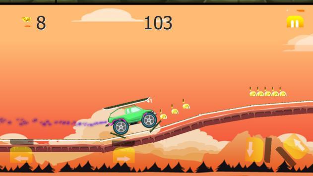 Amazing Monster Truck Game 2018 screenshot 1