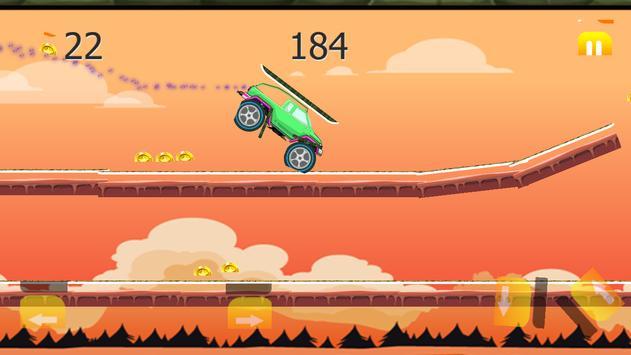 Amazing Monster Truck Game 2018 screenshot 3