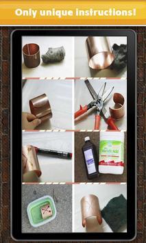 Create unique items apk screenshot