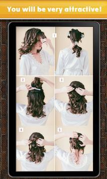 Best hairstyles House apk screenshot
