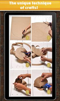 Craft with any materials poster