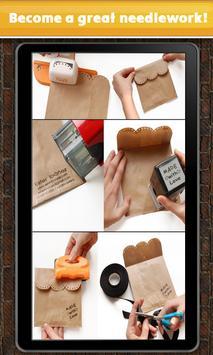 Make a craft together poster