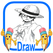 Learn To Draw Anime 2017 icon