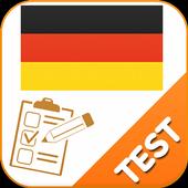 German Practice, German Test, German Quiz icon