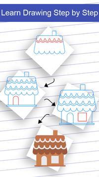 How to Draw Christmas apk screenshot