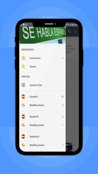 Learn Spanish Word screenshot 14