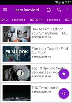 iMovie Video Editing & Video Maker Tutorials for Android - APK Download
