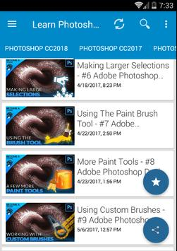 Learn Photoshop CS6, CC Design for Android - APK Download