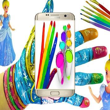 colors children for body paint apk screenshot