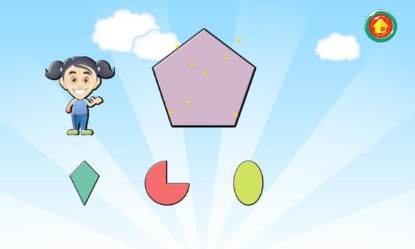 Learning Shape Games For Kids apk screenshot