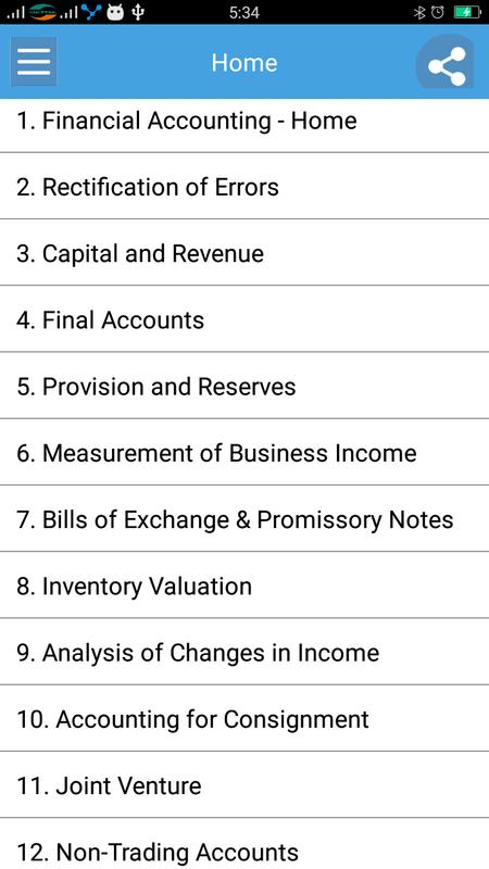 how to learn financial accounting
