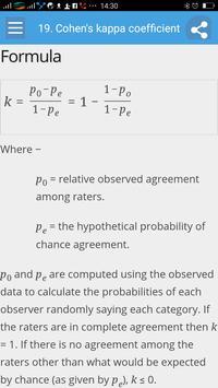 Learn Statistics Full screenshot 3