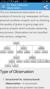 Learn Statistics Full screenshot 6