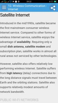 Learn Wireless Communication Full screenshot 3