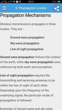 Learn Wireless Communication Full screenshot 2