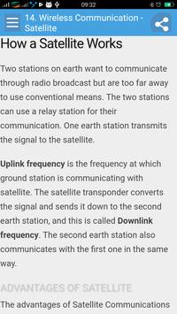 Learn Wireless Communication Full screenshot 4