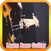 Learn Bass Guitar icon