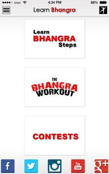 Learn Bhangra apk screenshot