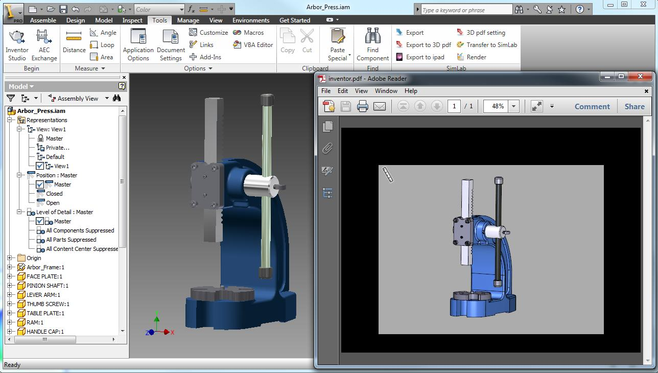 Learn Inventor 3D Manual for Android - APK Download