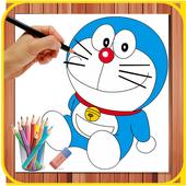 Learn to Draw Doraemon icon