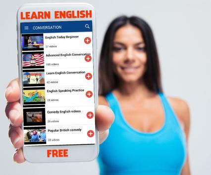 Learn English Conversation Beginner to Advanced screenshot 2