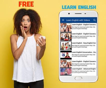 Learn English Conversation Beginner to Advanced screenshot 3