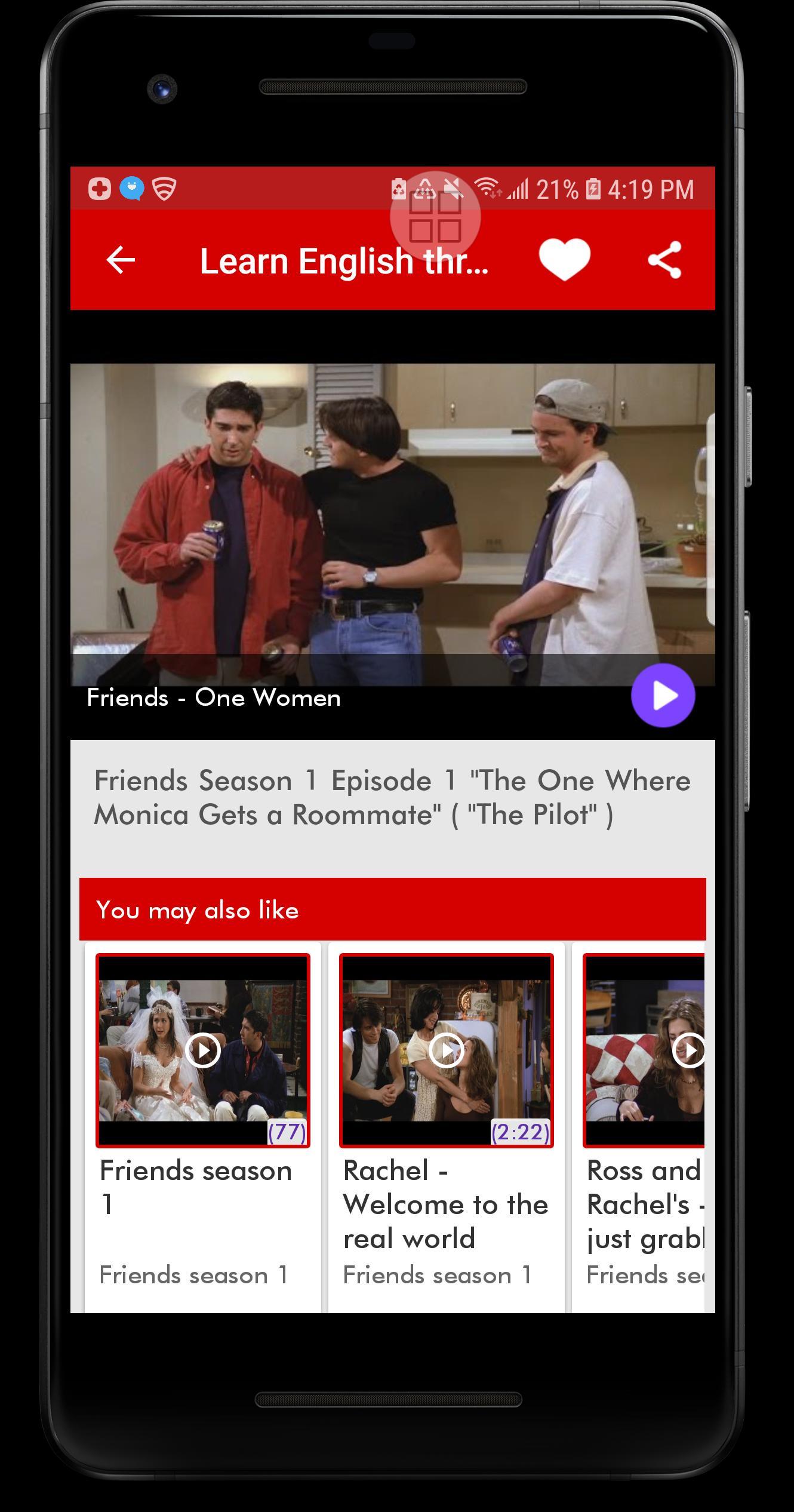 Friends Season 2 Download Full Episodes