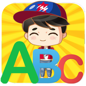 learn english for kids tracing: abc & 123 kids icon