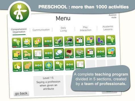 PreSchool by LearnEnjoy apk screenshot