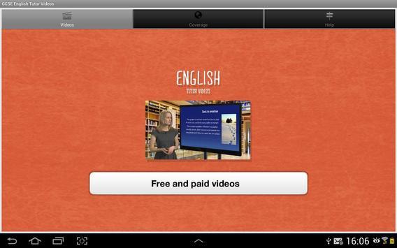 GCSE English: Revision Videos poster