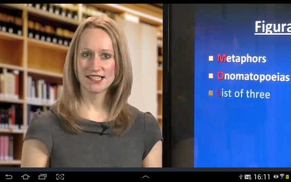 GCSE English: Revision Videos screenshot 2