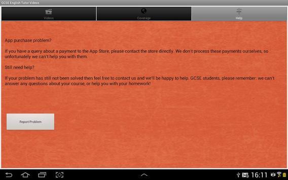 GCSE English: Revision Videos screenshot 3