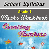 Grade-1-Maths-Counting-WB icon