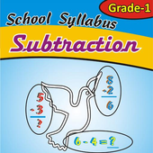 Grade-1-Maths-Subtraction-WB-1 icon