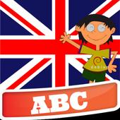 Abecedario en Ingles icon