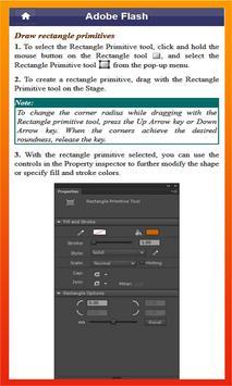 Learn Flash CC screenshot 1