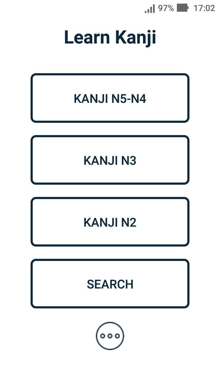 Learn Kanji N5 - N2 for Android - APK Download