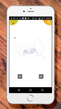 Learn how to draw Pokemons screenshot 5