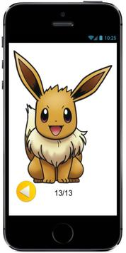 How to Draw Eevee from Pokemon : Drawing Tutorial poster