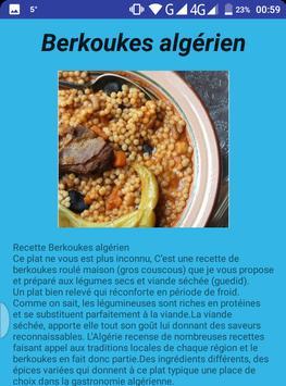 Plats Cuisine Orientale poster