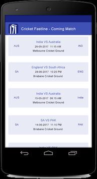 Cricket FastLine apk screenshot
