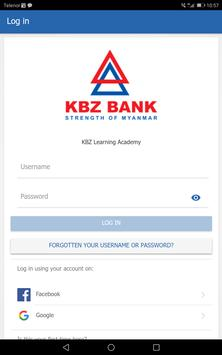 KBZ Learning Academy-poster