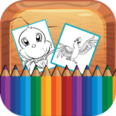 Pet Coloring icon