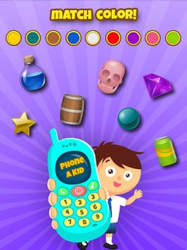 Baby Phone Kids Game – Fun Learn poster