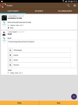 Manu Law Classes Student App apk screenshot