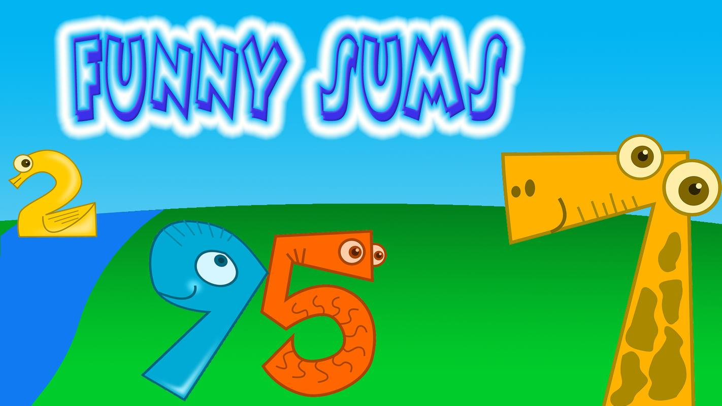 Funny Sums Math Kids APK Download - Free Educational GAME for ...